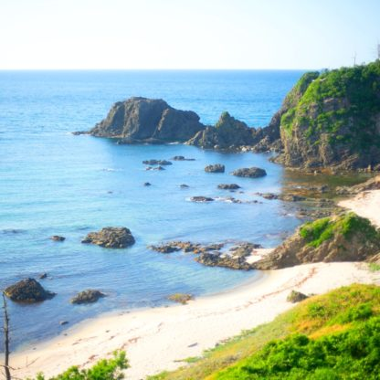 2020年の京都丹後の海水浴について